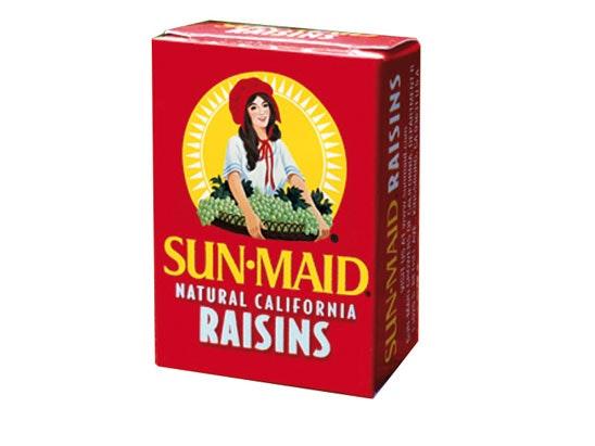 Sun-Maid California Raisins sweepstakes