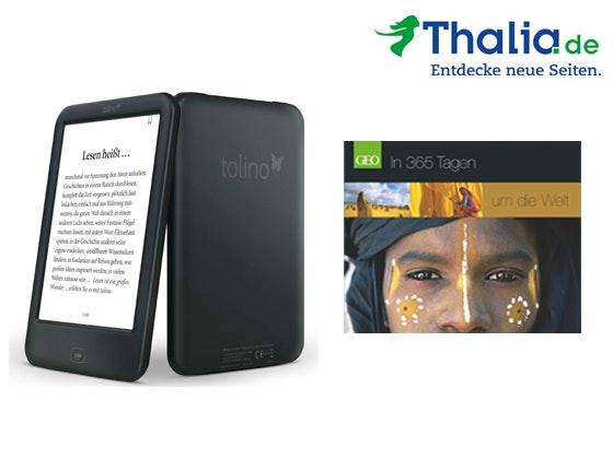 2 x Thalia Reisepaket gewinnen Gewinnspiel