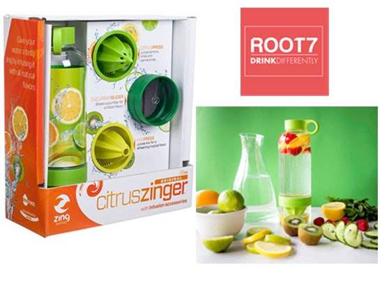 a Citrus Zinger Gift Pack  sweepstakes