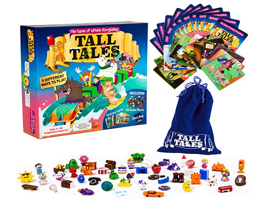 Tall Tales Board Game sweepstakes