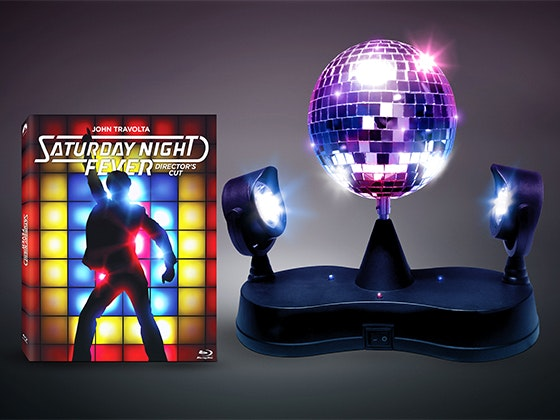 """Saturday Night Fever"" Prize Package sweepstakes"