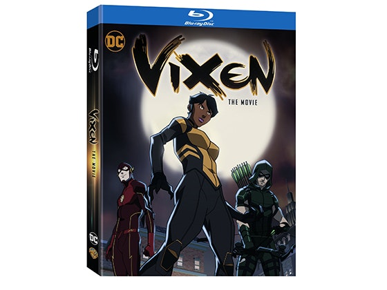 Vixen: The Movie on Blu-ray™ sweepstakes