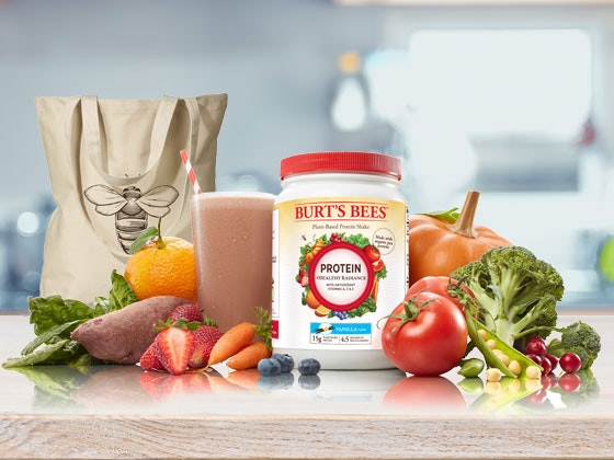 Burt's Bees Protein Package sweepstakes
