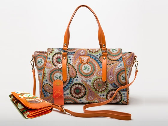 Fricaine Exotic Shoulder Bag and Wallet sweepstakes