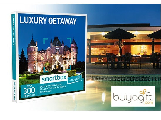 a luxury two-night break from Buyagift.com  sweepstakes