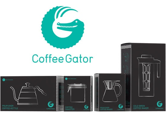Coffee Gator coffee making accessories sweepstakes