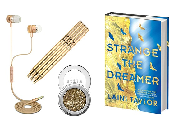 """Strange the Dreamer"" Prize Pack sweepstakes"