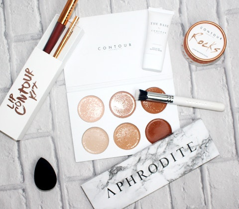 Contour Cosmetics bundle sweepstakes