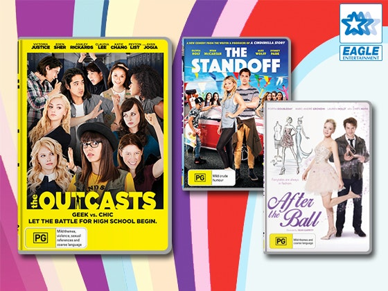 Eagle Entertainment DVD Pack sweepstakes