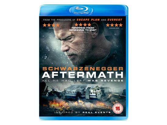 Aftermath on Blu-ray sweepstakes