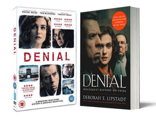 DENIAL on DVD sweepstakes