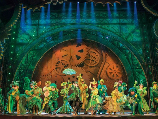 Experience a Magical Monday with Wicked! sweepstakes