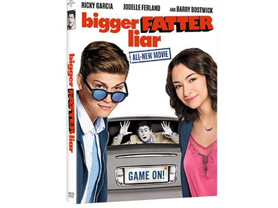 Bigger Fatter Liar on DVD sweepstakes