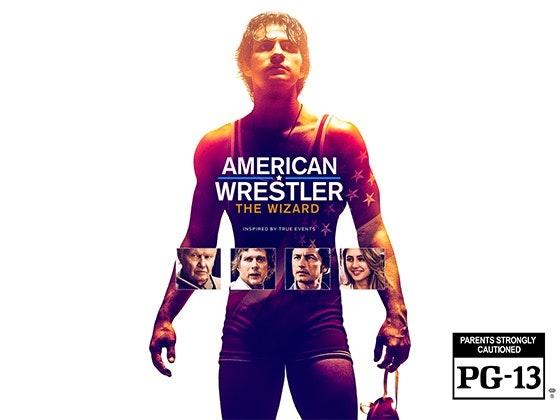American Wrestler on Digital HD sweepstakes