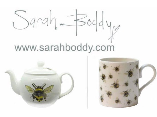 Sarah Boddy sweepstakes