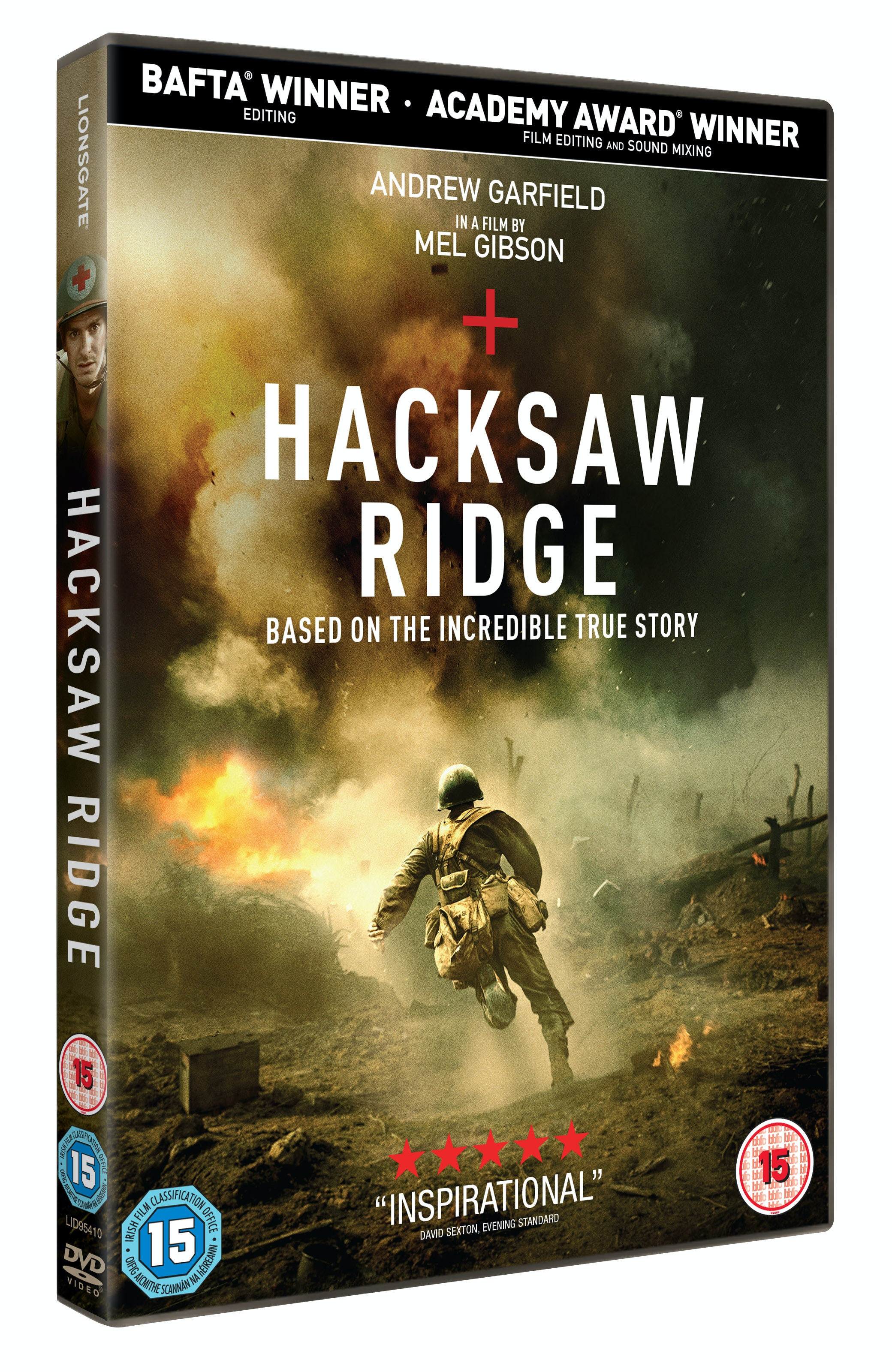 Hacksaw Ridge sweepstakes
