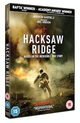 Hacksaw dvd 3d