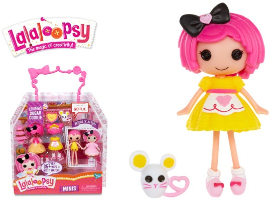 Lalaloopsy Mix 'N' Match Doll sweepstakes