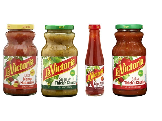 LA VICTORIA® Salsa Prize Package sweepstakes