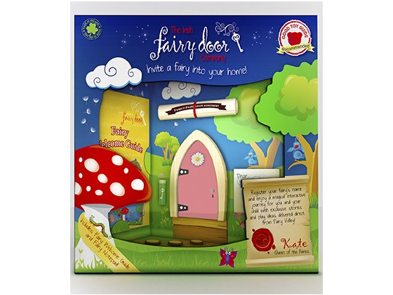 Irish Fairy Door sweepstakes