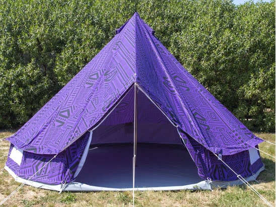 A Bell Tent sweepstakes