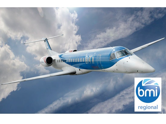 a pair of return flights with bmi regional sweepstakes