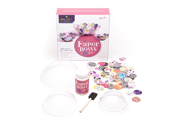 Craft-tastic Paper Bowl Kit sweepstakes
