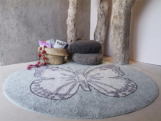 Butterfly Rug from Lorena Canals sweepstakes