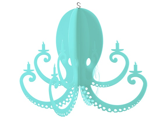 Octopus Chandelier from Chandelier by NK sweepstakes