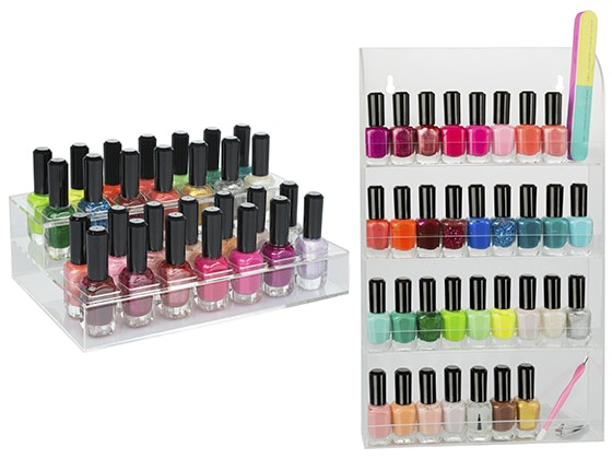 D'Eco Nail Polish and Cosmetic Organizers sweepstakes