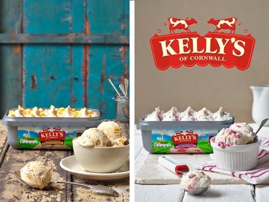 Kelly's ice Cream sweepstakes