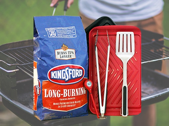 Kingsford Grilling Prize Package sweepstakes