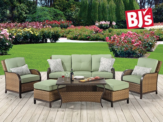 BJ's Patio Set sweepstakes
