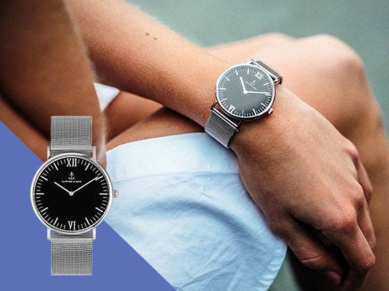 Kapten + Son Mesh Collection Watch sweepstakes
