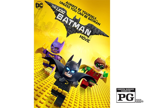 LEGO Batman Movie on Digital HD sweepstakes