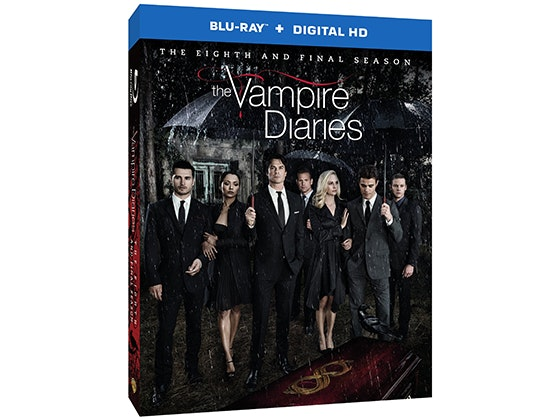 The Vampire Diaries: The Complete Eighth and Final Season on Blu-ray™ sweepstakes