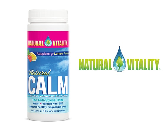 Natural CALM Anti-Stress Drink Mix Bottle sweepstakes