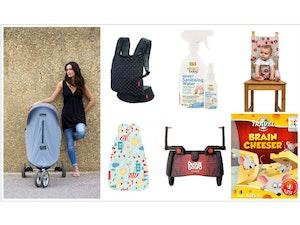 Children travel essentials