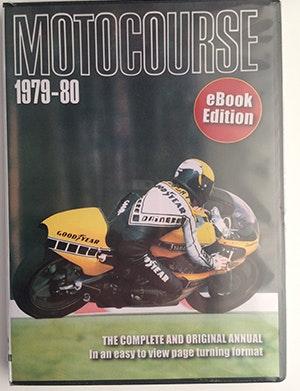 Motocourse season review ebook 1979-80 sweepstakes
