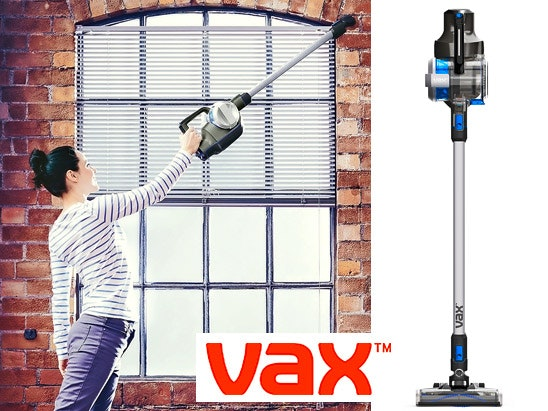Vax Blade Cordless 32V vacuum cleaners. sweepstakes