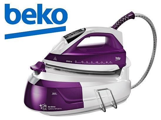 Beko SteamXtra SmartStation iron sweepstakes