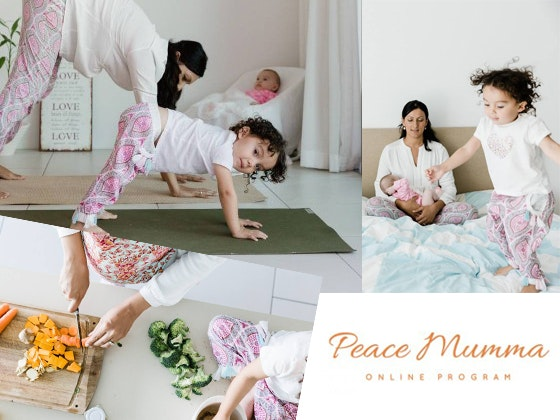 Peace Mumma Online Programs sweepstakes