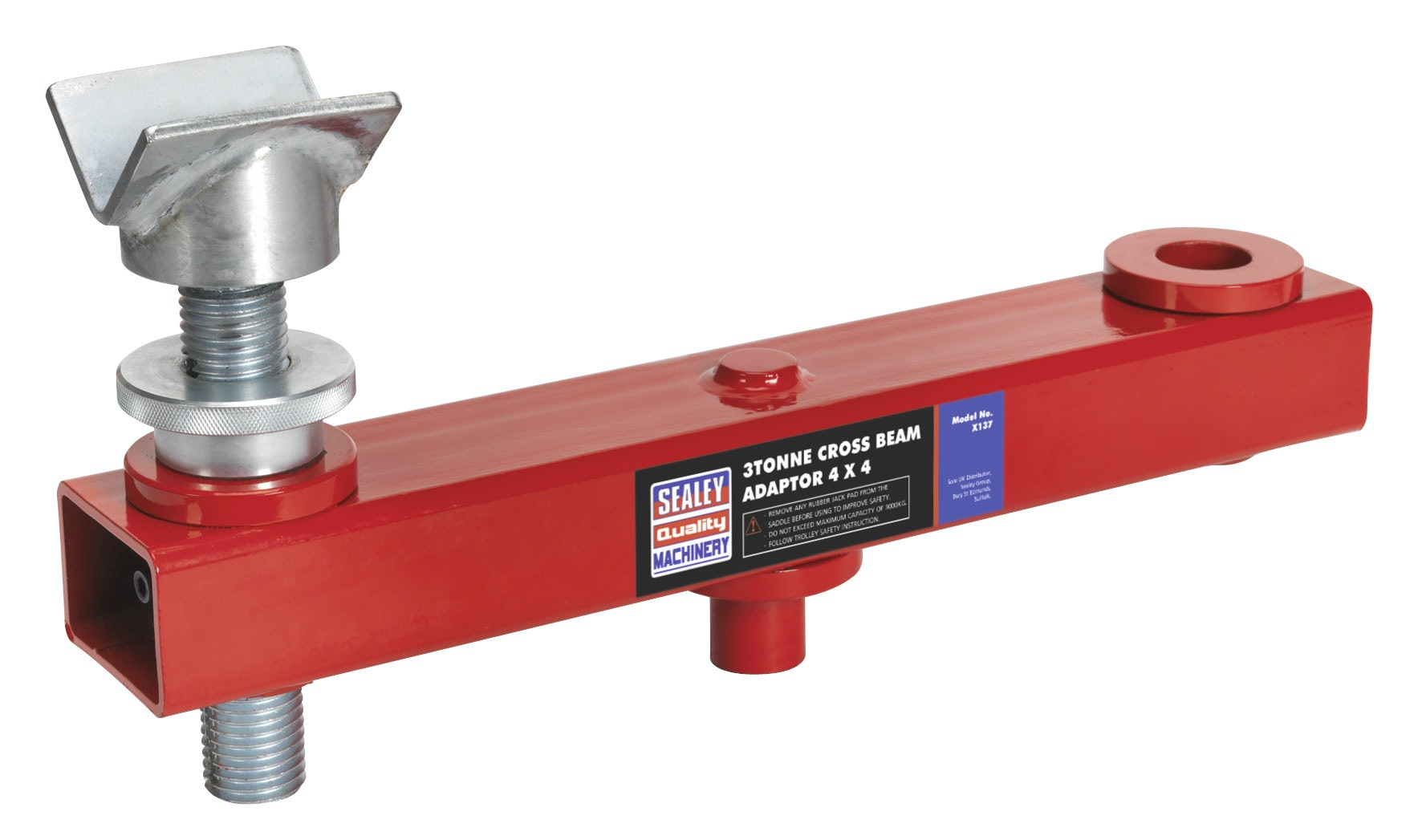 Sealey Cross beam Adapter sweepstakes