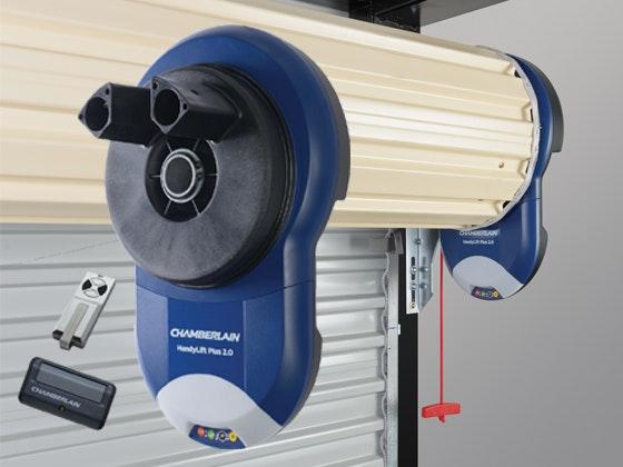 Chamberlain HandyLift Plus 2.0 DIY garage door opener sweepstakes