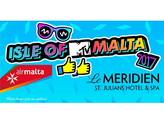 Isle Of MTV Malta  sweepstakes