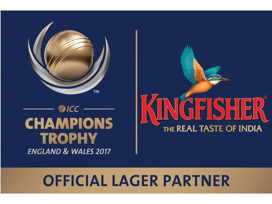 ICC CHAMPIONS TROPHY TICKETS WITH KINGFISHER BEER sweepstakes