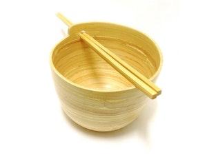 Bowl chopsticks