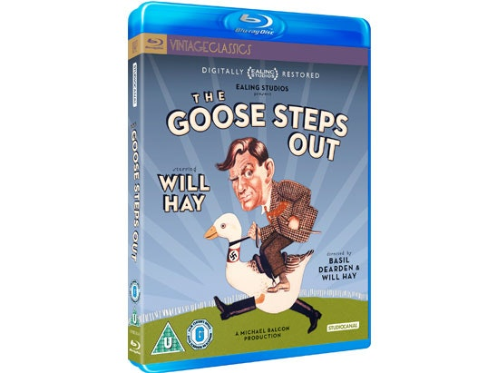 The Goose Steps Out sweepstakes