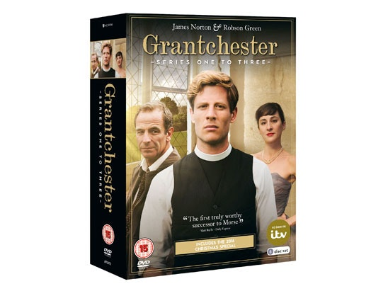 Grantchester 1 – 3 Complete Box Set sweepstakes