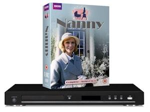 Nanny box set blu ray player competition